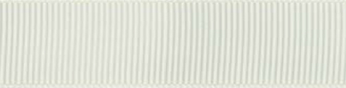 SR1402/25 PG1961 Grosgrain Ribbons 25mm 20mtr off white