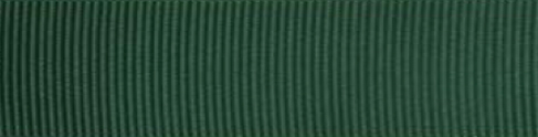 SR1402/25 PG587 Grosgrain Ribbons 25mm 20mtr forest green
