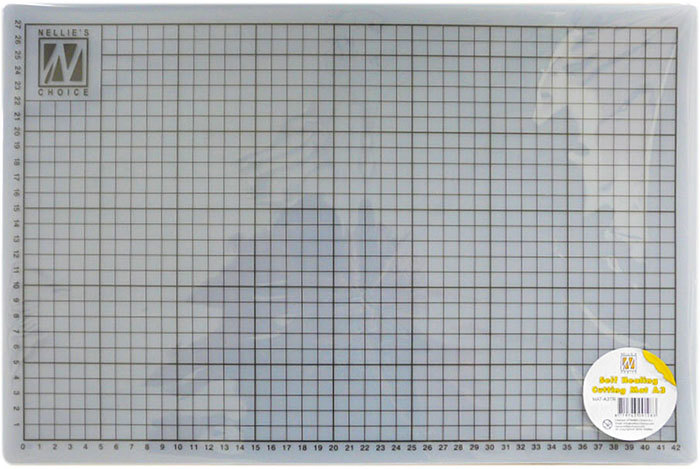 MAT-A3TR Transparent selfhealing cutting mat A3
