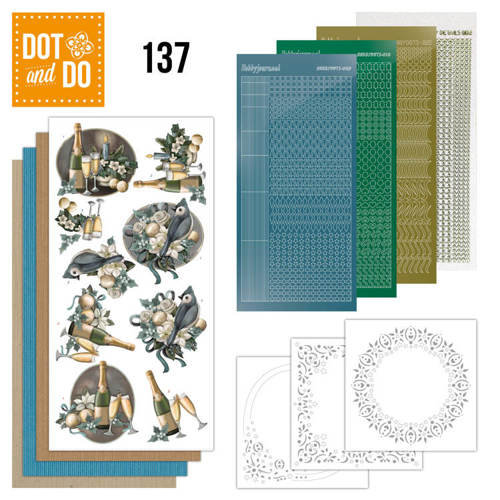 DODO137 Dot and Do 137 Christmas Whishes