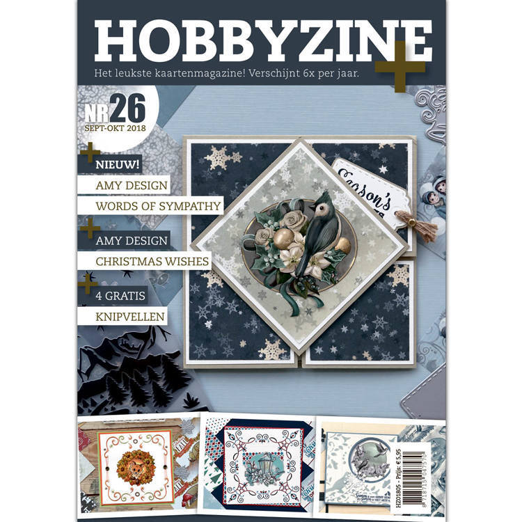 HZ01805 Hobbyzine Plus 26