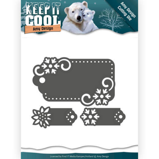 ADD10164 Dies - Amy Design - Keep it Cool - Cool Tags