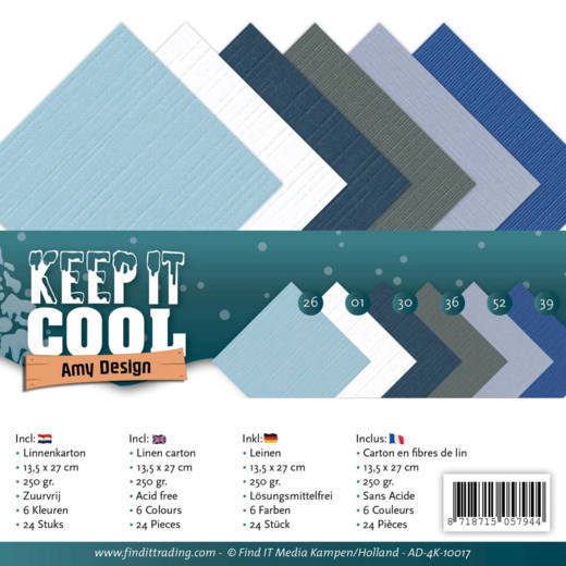 AD-4K-10017 Linnenpakket - 4K - Amy Design - Keep it Cool