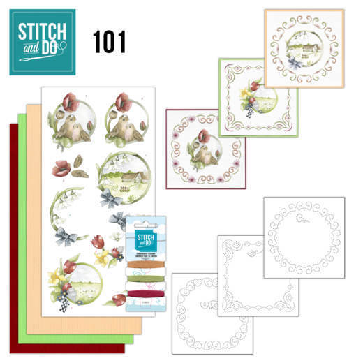 STDO101 Stitch and Do 101 Spring life