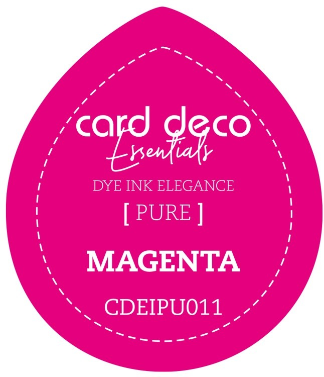 CDEIPU011 Card Deco Essentials Fade-Resistant Dye Ink Magenta