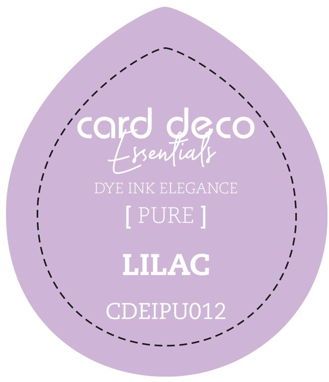CDEIPU012 Card Deco Essentials Fade-Resistant Dye Ink Lilac