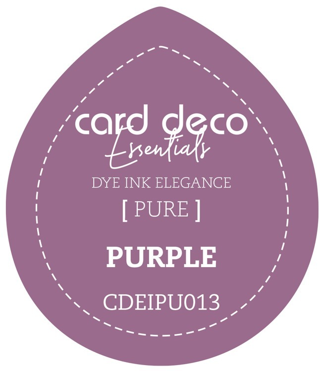 CDEIPU013 Card Deco Essentials Fade-Resistant Dye Ink Purple