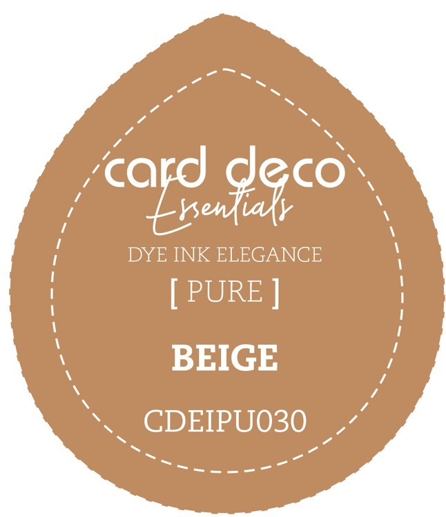 CDEIPU030 Card Deco Essentials Fade-Resistant Dye Ink Beige