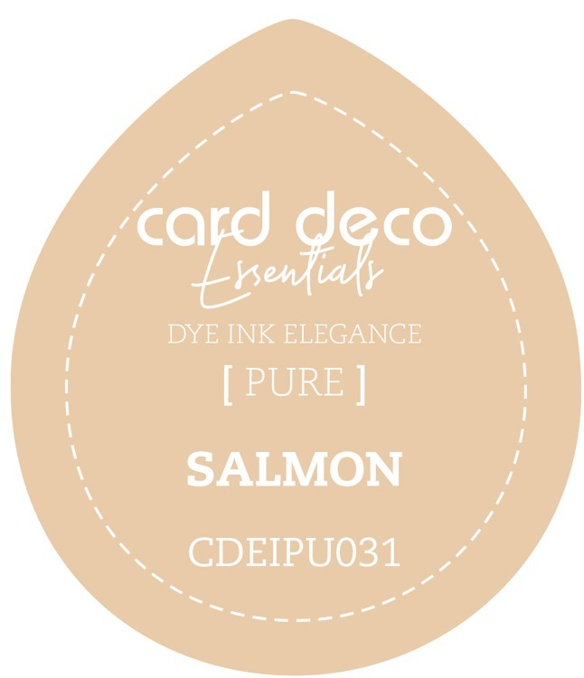 CDEIPU031 Card Deco Essentials Fade-Resistant Dye Ink Salmon