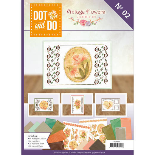 DODOA6002 Dot and Do A6 Boek 2