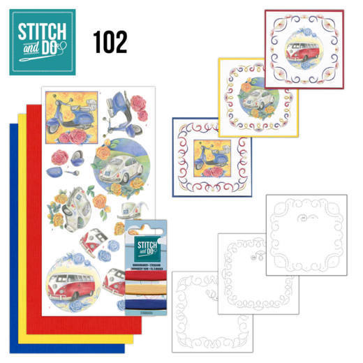 STDO102 Stitch and Do 102 Oldtimers