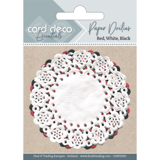 CDEPD001 Card Deco Essentials - Paper doilys