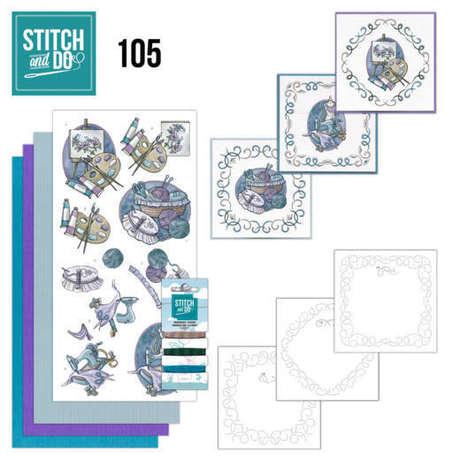 STDO105 Stitch and Do 105 Crafting