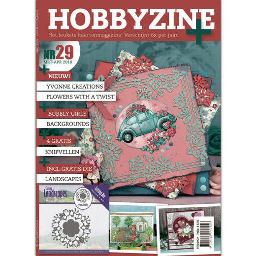 HZ01902 Hobbyzine Plus 29