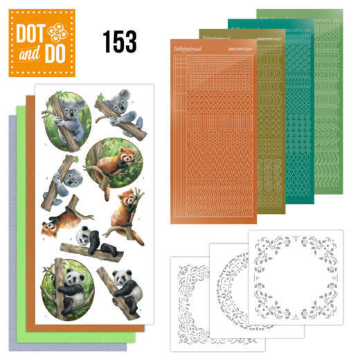 DODO153 Dot and Do 153 Wild Animals