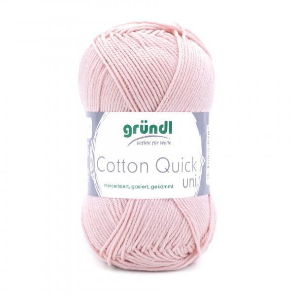 865-149 Cotton Quick uni 10x50gram