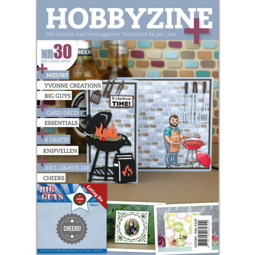 HZ01903 Hobbyzine Plus 30