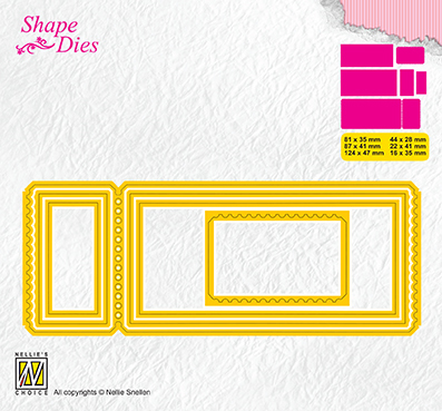 SD172 Shape Dies ticket & tags: ticket-3