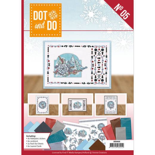 DODOA6005 Dot and Do A6 Boek 5