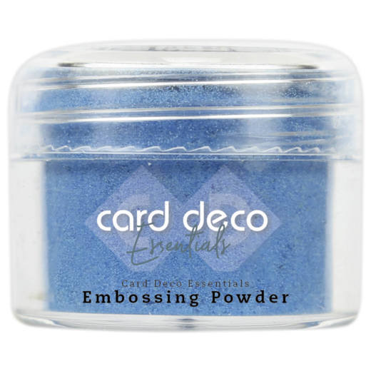 CDEEP002 Card Deco Essentials - Embossing Powder Blue 30 Gr