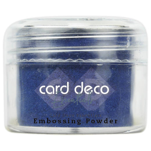 CDEEP005 Card Deco Essentials - Embossing Powder Solid Blue 30 Gr