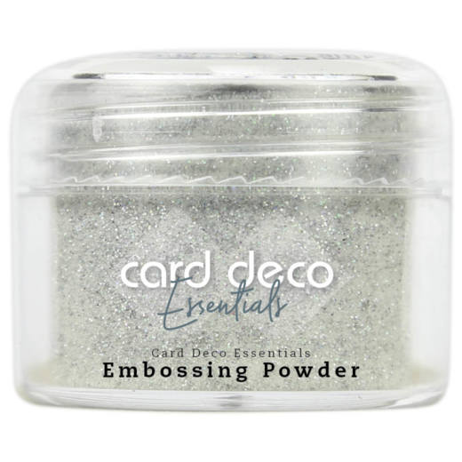 CDEEP008 Card Deco Essentials - Embossing Powder Glitter White 30 Gr