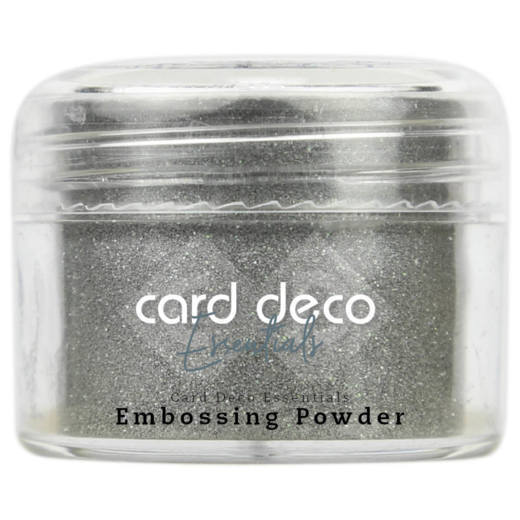 CDEEP009 Card Deco Essentials - Embossing Powder Glitter Silver 30 Gr
