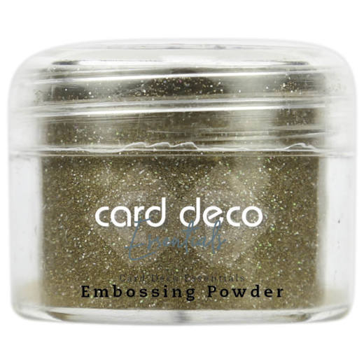 CDEEP010 Card Deco Essentials - Embossing Powder Glitter Gold 30 Gr