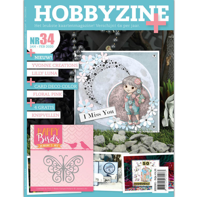 HZ02001 Hobbyzine Plus 34 (HZP34)