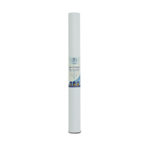 DDA.072 DOTZ® FABRIC ROLL - PLAIN WITHOUT ADHESIVE 48 x 99cm (fabric size)