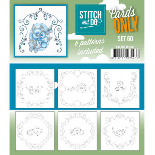 COSTDO10060 Cards Only Stitch 4K - 60
