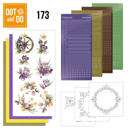 DODO173 Dot and Do 173 - Precious Marieke - Spring Delight
