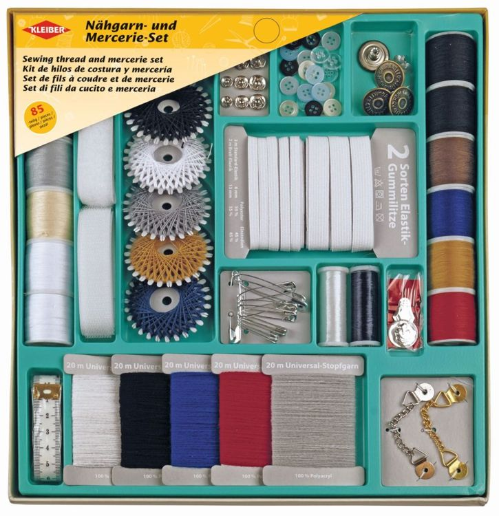 92220 Sewing thread and Mercerie set