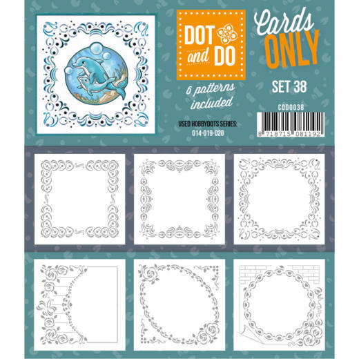 CODO038 Dot and Do - Cards Only - Set 38