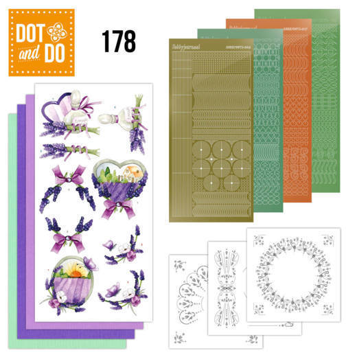 DODO178 Dot and Do 178 - Lavender