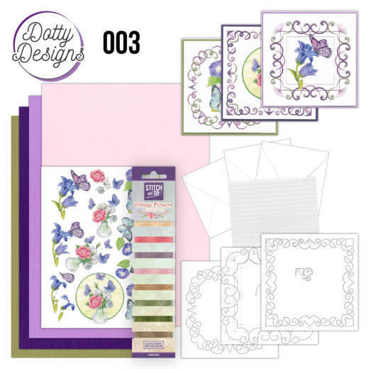 DDSP003 Dotty Designs Special 3