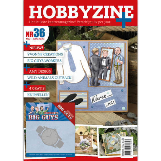 HZ02003 Hobbyzine Plus 36