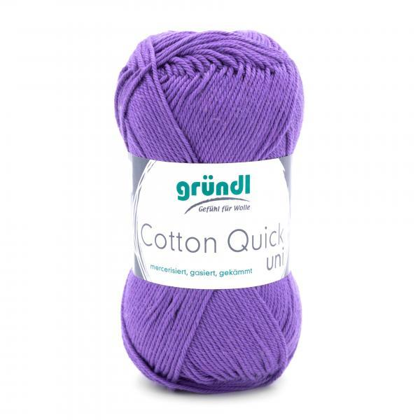 865-68 Cotton Quick uni lila 10x50gr