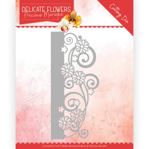 PM10178 Dies - PM Delicate Flowers - Delicate Border (HJ183)