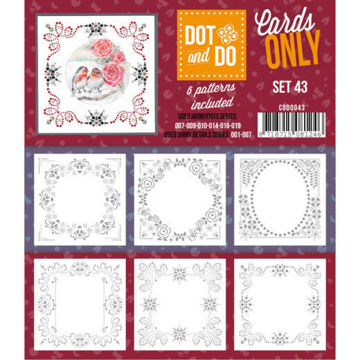 CODO043 Dot and Do - Cards Only - Set 43