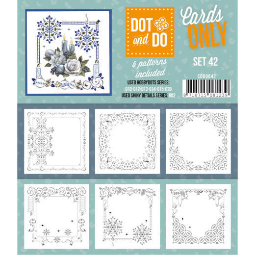 CODO042 Dot and Do - Cards Only - Set 42