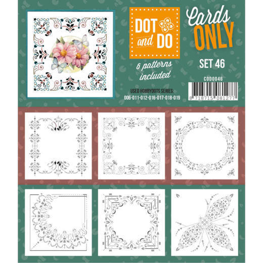 CODO046 Dot and Do - Cards Only - Set 46