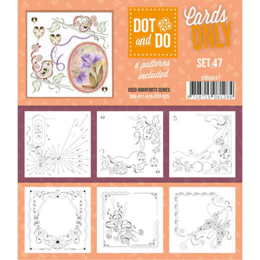 CODO047 Dot and Do - Cards Only - Set 47