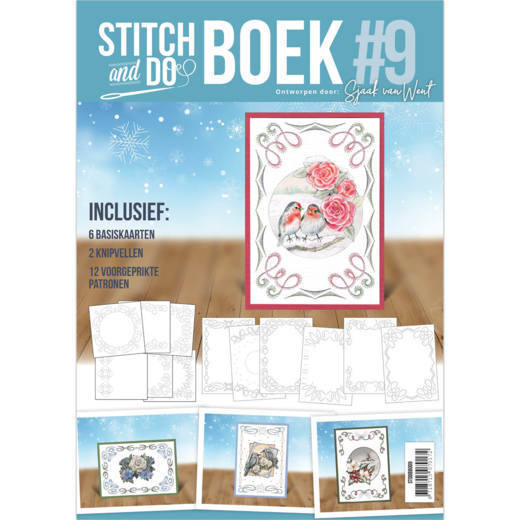STDOBB009 Stitch and Do Book 9 - Sjaak van Went