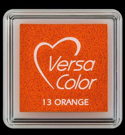 VS-000-013 Versa-color inkpads small Orange