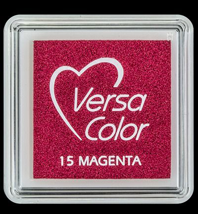 VS-000-015 Versa-color inkpads small Magenta