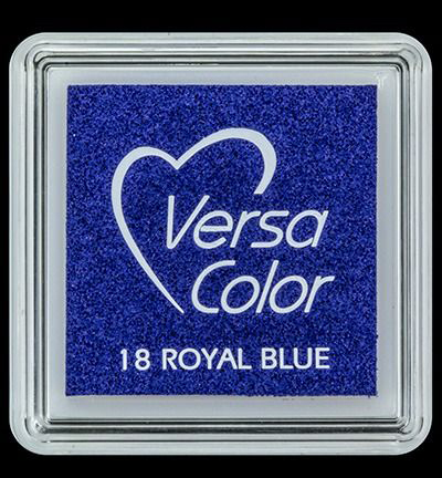VS-000-018 Versa-color inkpads small Royal blue