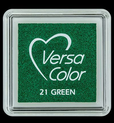 VS-000-021 Versa-color inkpads small Green