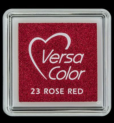 VS-000-023 Versa-color inkpads small Rose Red