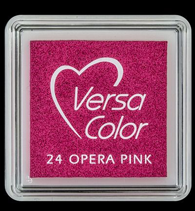 VS-000-024 Versa-color inkpads small Opera Pink